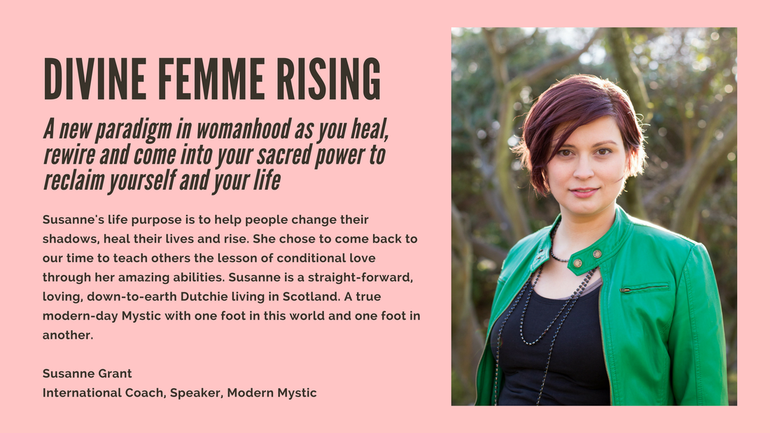 Divine Femme Rising With Susanne Grant