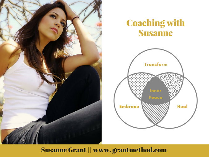 Coaching format with Susanne Grant